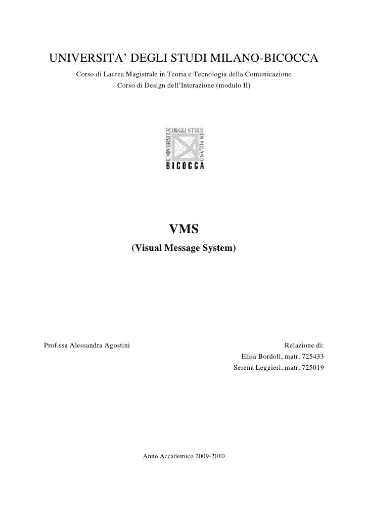 Visual message system