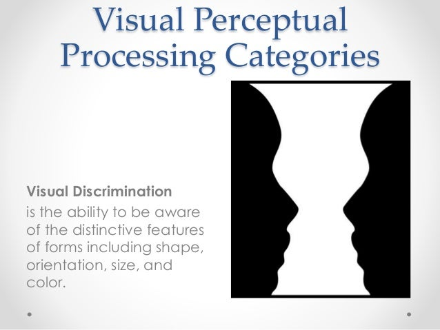 What is the main distinction between visual sensation and visual perception?
