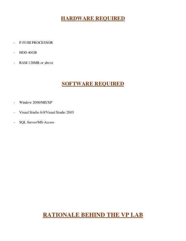 visual programming lab rh slideshare net Lab Manual Uhart visual basic lab manual pdf