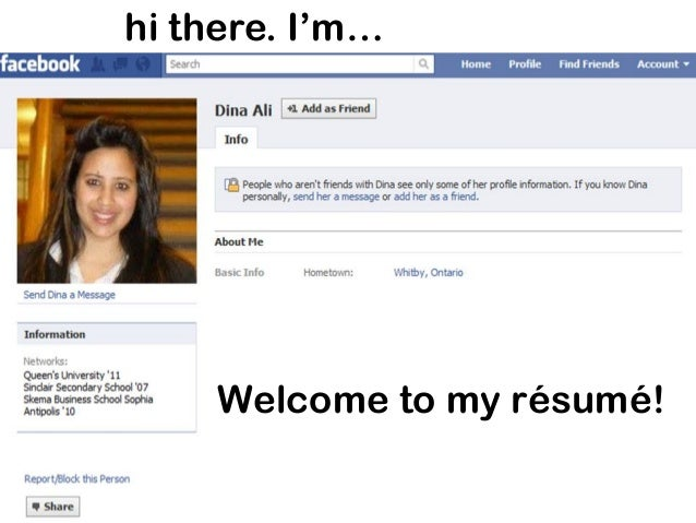 hi there. I'm… Welcome to my résumé!
