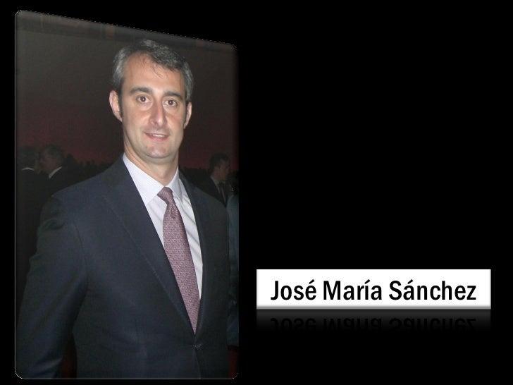 José María Sánchez