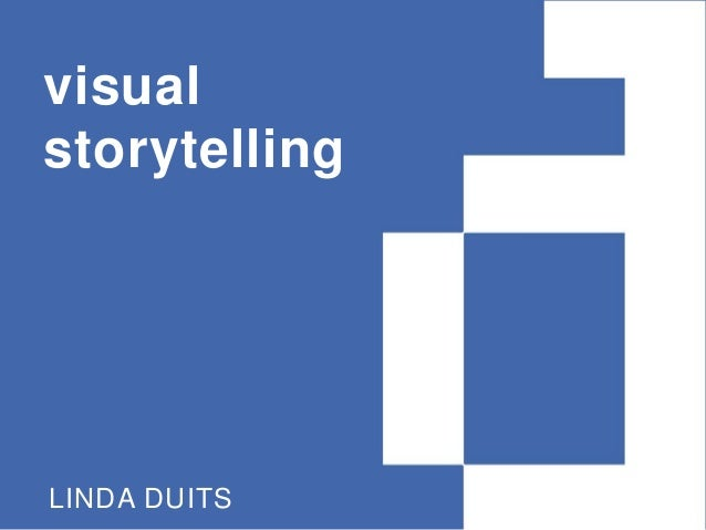 visual storytelling LINDA DUITS