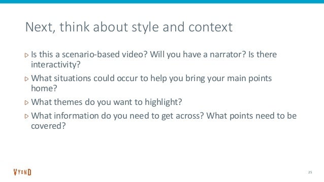 Creating Compelling Visual Stories with Video - Vyond Webinar by Stac…