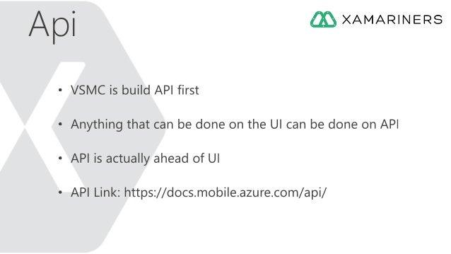 More Info https://docs.mobile.azure.com/general/ https://docs.mobile.azure.com/general/roadmap/