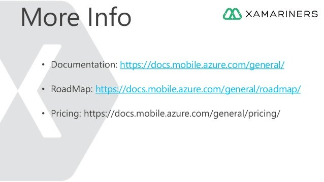 Introduction to Visual Studio Mobile Center