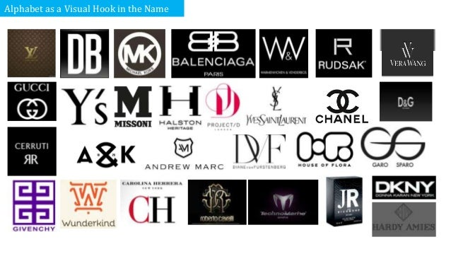 Classification Of Visual Symbols Of Fashion Brand By H2i