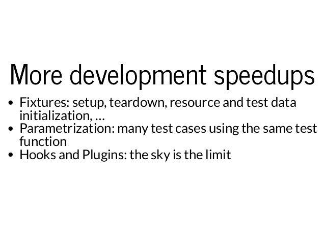 Visual testing with PyCharm and pytest PyCon 2018