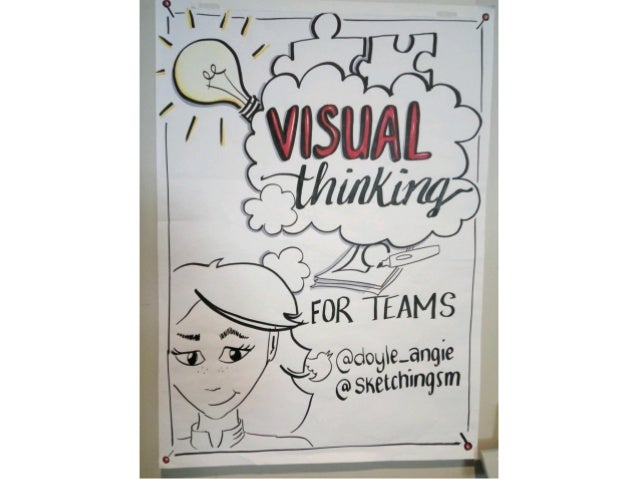 Visual thinking for teams