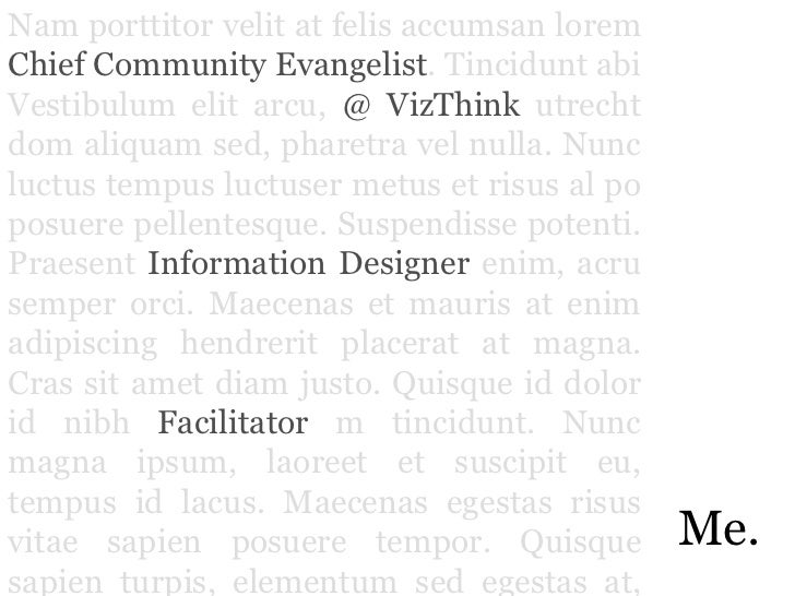 Visual Thinking & The Writing Process Slide 2
