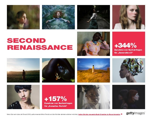 Visual Trends 2018 von Getty Images  Slide 3