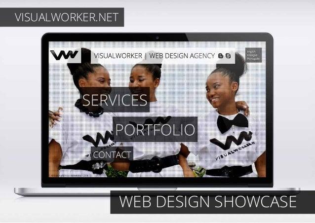 Site: n VISUALWORKER.NET WEB DESIGN SHOWCASE