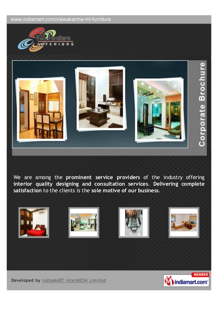 We are among the prominent service providers of the industry offeringinterior quality designing and consultation services....