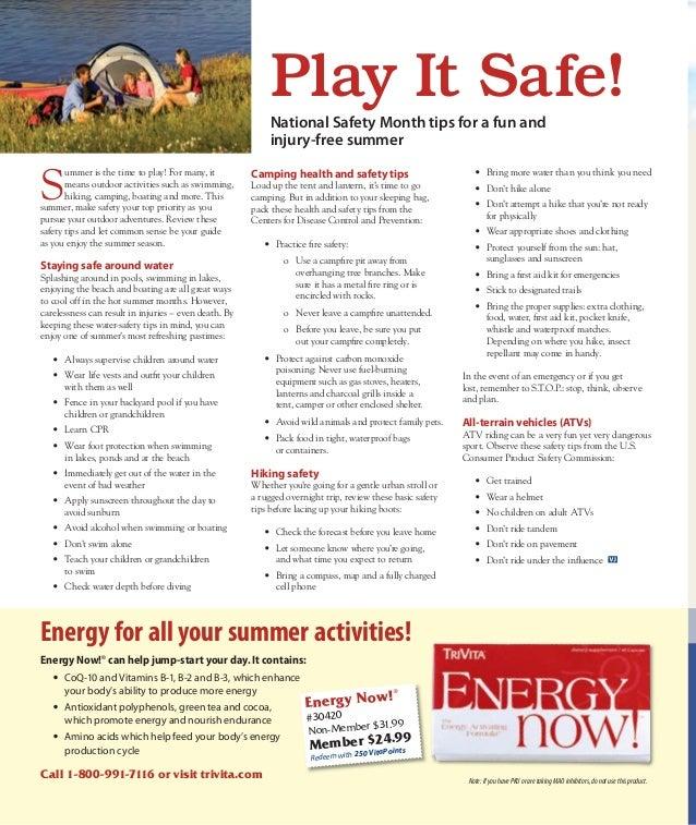 Trivita energy now