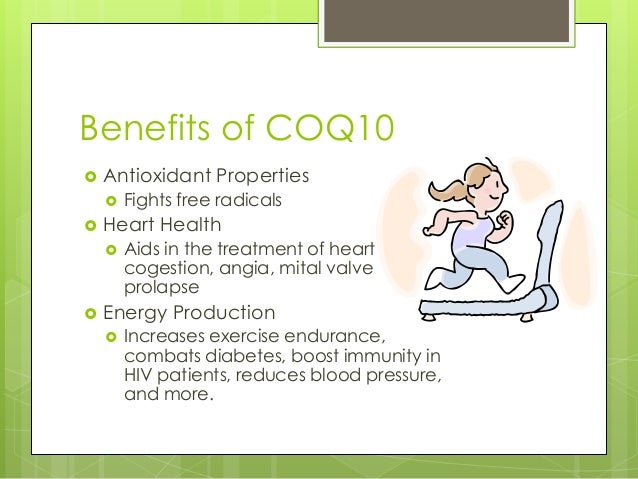What is COQ10?