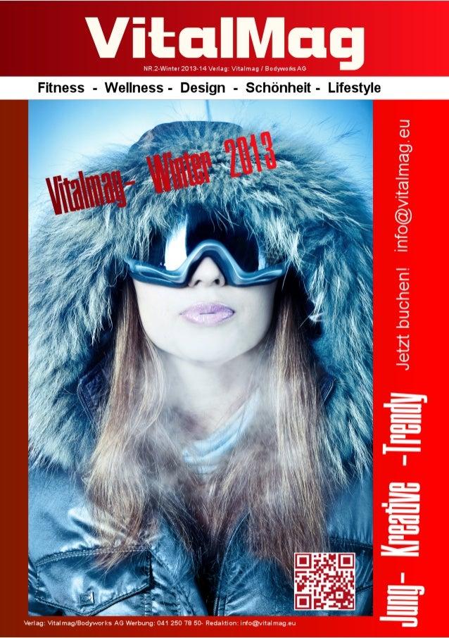Vitalmag No.2 Winter 2013-14
