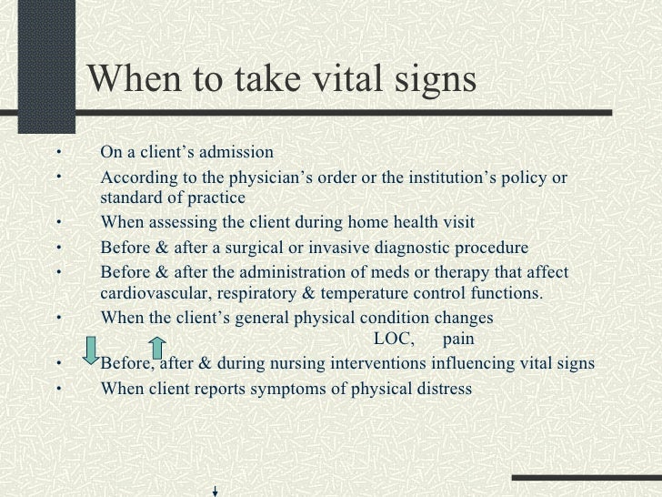 importance of vital signs Failure‐to‐rescue is an important measure of hospital quality patient deterioration is often preceded by changes in vital signs however, continuous multi‐parameter vital sign monitoring may decrease patient safety with an abundance of unnecessary alarms ninety‐two per cent of the nurses .
