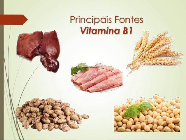 Vitamina a - Alimentos ricos en b1 ...