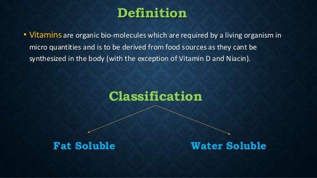 Vitamin A and Vitamin E Slide 3