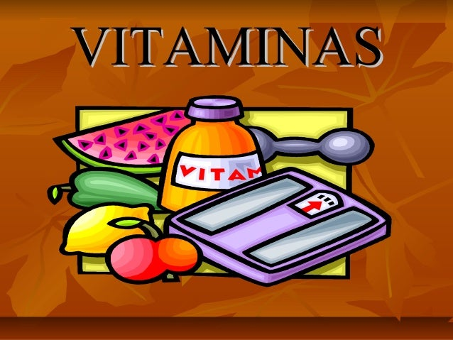 VITAMINASVITAMINAS