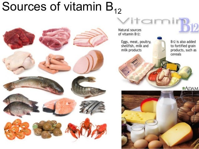List Of Foods High In Vitamin B