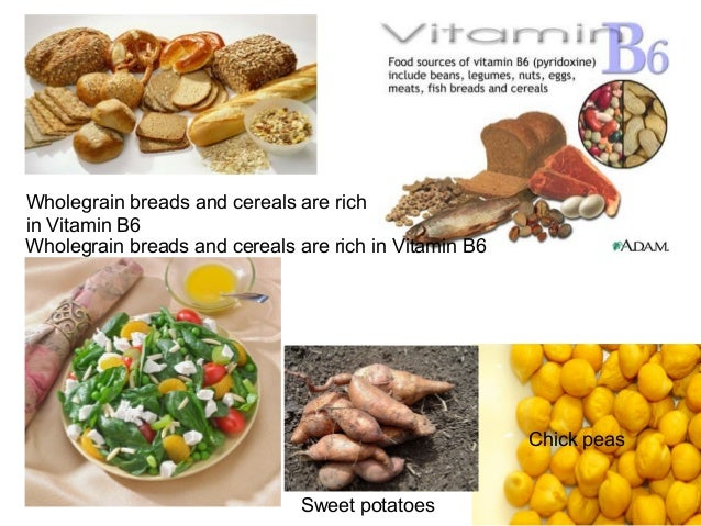 an analysis of vitamin b6 or pyridoxine deficiency Vitamin b6 is found in many foods, is added to foods, and is available as a dietary supplement the vitamin is used to treat and prevent a vitamin b6 deficiency, which can result from certain medicines, medical conditions, or a poor diet the recommended daily allowance (rda) for vitamin b6 depends on your age and sex.