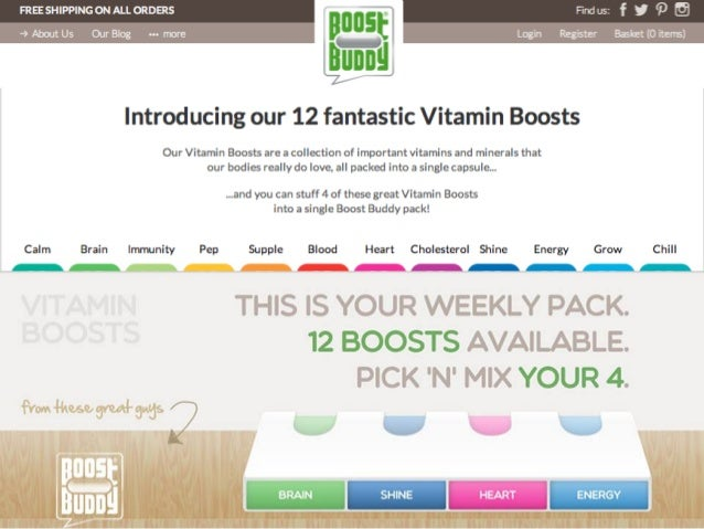 Introducing  our  12  fantas1c  Vitamin  Boosts      Our  Vitamin  Boosts  are  a  collec1on  of...