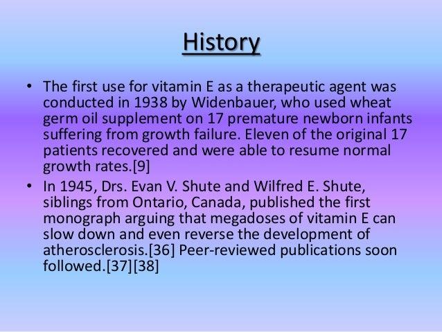 vitamin e evan shute pdf