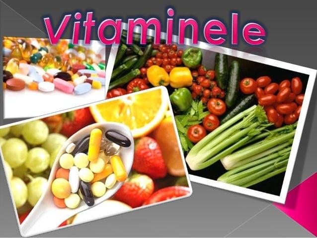 Vitamine•Vitamiele sunt considerate substante cu actiunespecifica,sintetizate in plante.Ele au rolul de a reglasi stimula ...