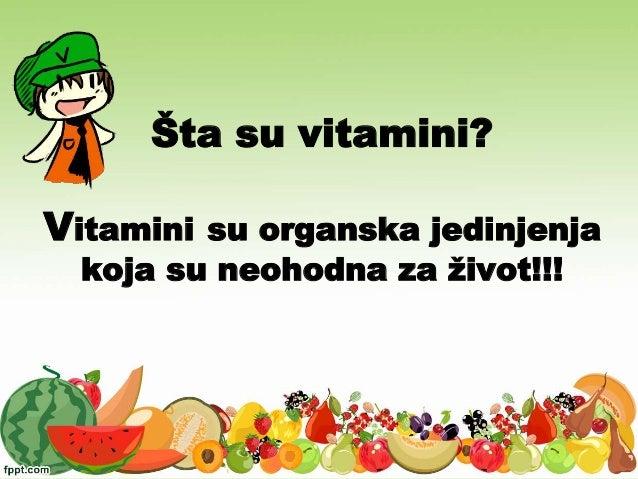 Vitamini Slide 3