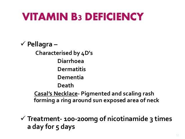 vitamins amp deficiency diseases