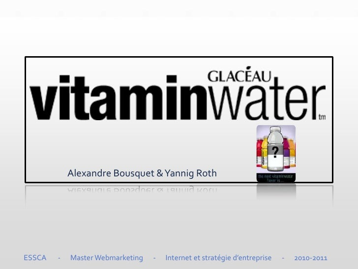 Alexandre Bousquet & Yannig Roth<br />