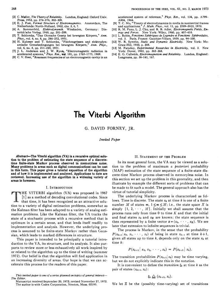 268                                                                                                PROCEEDINGS OF THE IEEE...