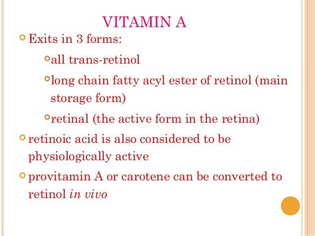 Vitamin A MUHAMMAD MUSTANSAR