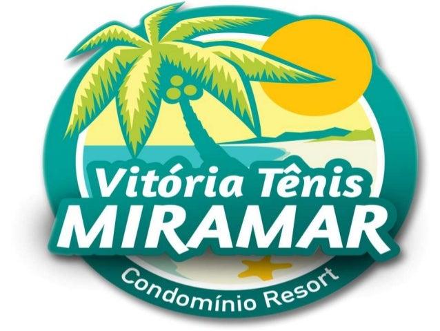 Vitória tênis MIRAMAR    O melhor de Porto seguro agora ao seu alcance..Lotes de 500 m² em condomínio fechado de alto luxo...
