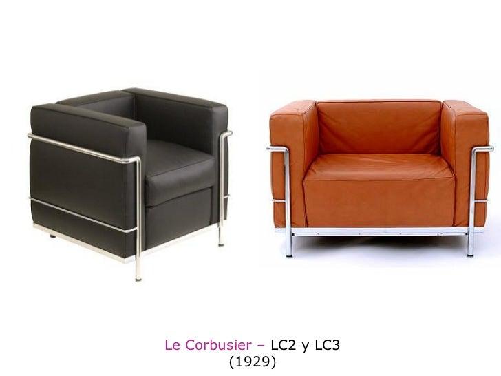 Arquitectos contempor neos y dise o de mobiliario - Mobiliario le corbusier ...