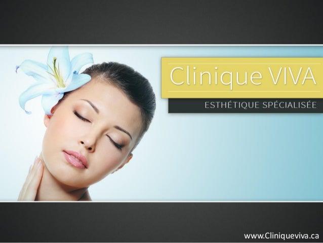 www.Cliniqueviva.ca