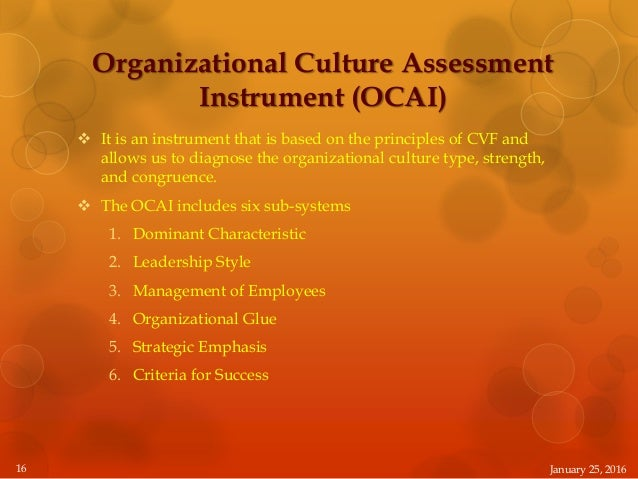 organizational culture assessment instrument template - knowledge management organizational culture
