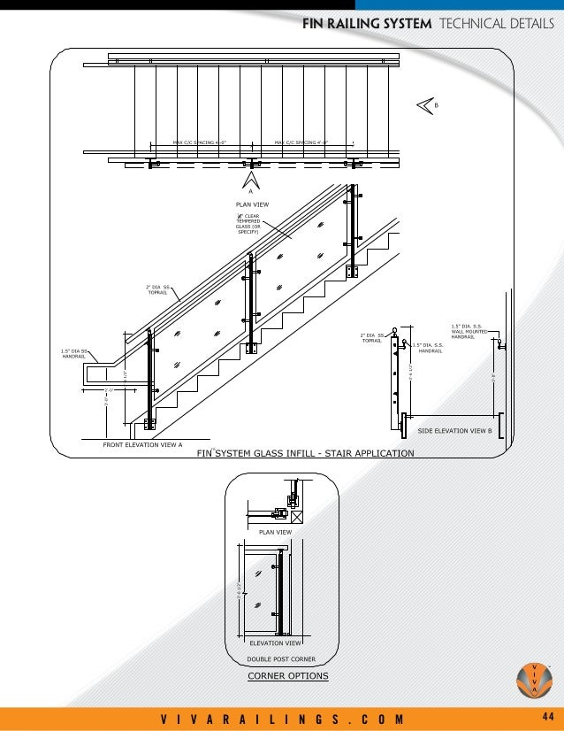 Exterior Railing Balcony Deck Railing