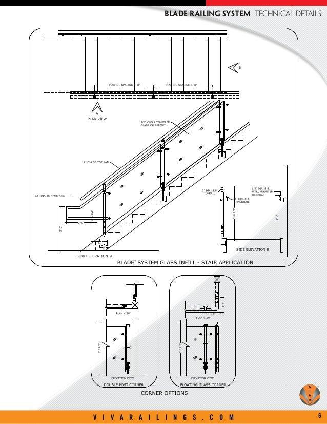 Exterior Railing Balcony Railing Deck Railing