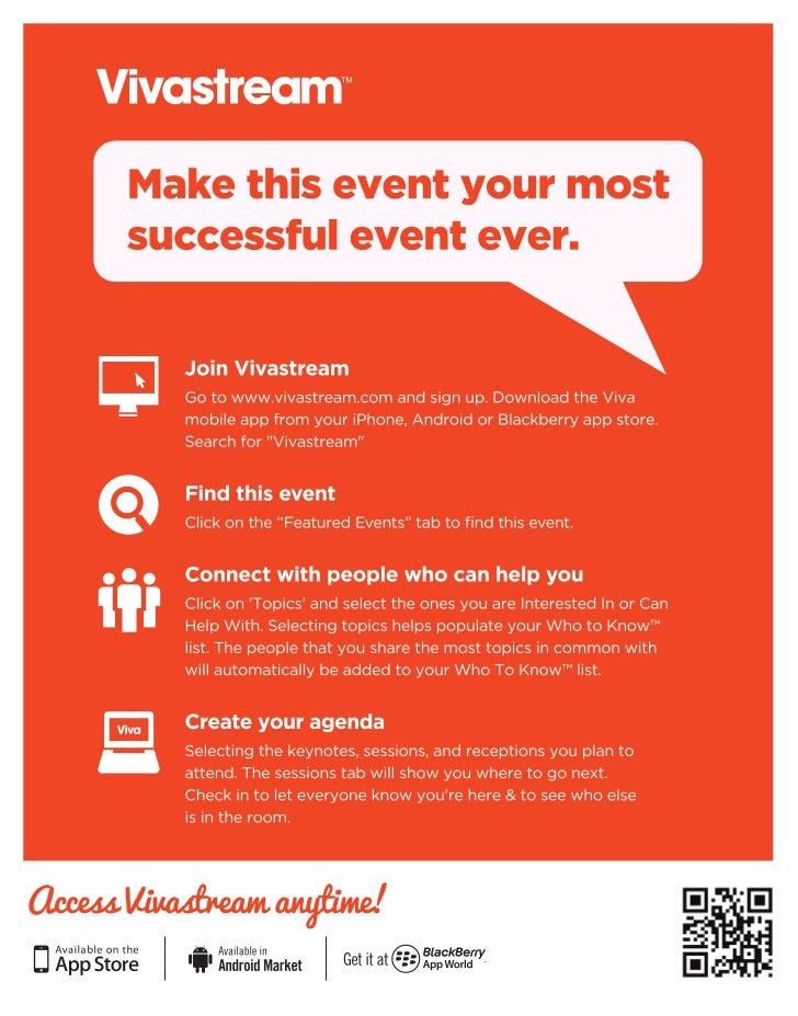 Make SES NY 2012 your most successful event ever!