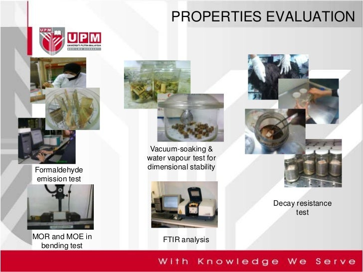 Formaldehyde solution stability study