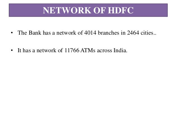 service quality of hdfc Service quality hdfc bank saving account posted on 09/29/2015 until i used hdfc bank account it was good  i left my company so i had planned to close the account.