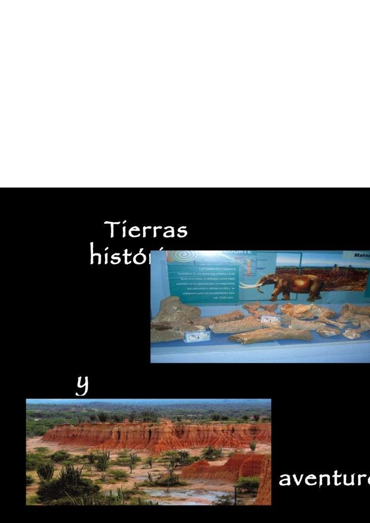 Tierras históricas aventureras y