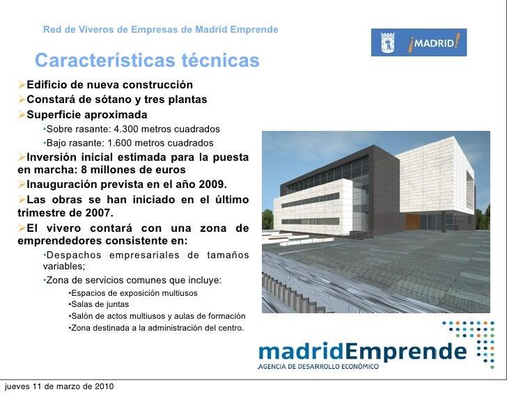 Vivero de empresas de carabanchel madrid emprende - Empresas interiorismo madrid ...
