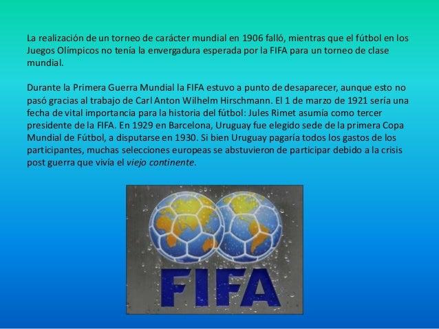 La primera edición de los Juegos Olímpicos modernos, disputada en 1896, no tuvo al  fútbol como evento. El deporte formó p...