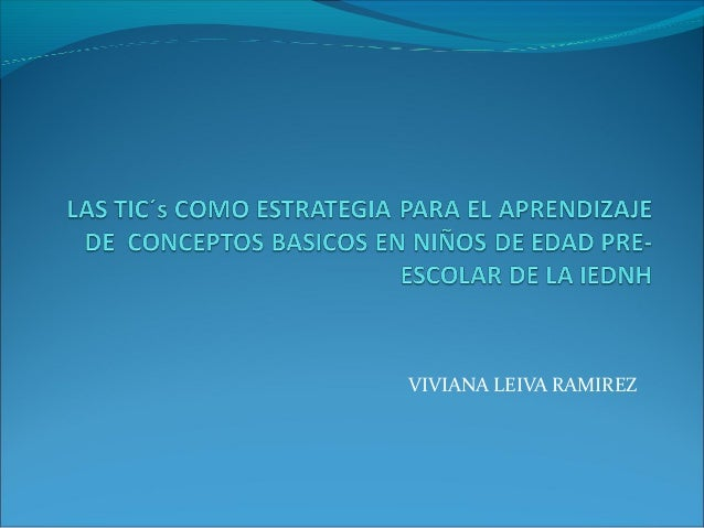VIVIANA LEIVA RAMIREZ