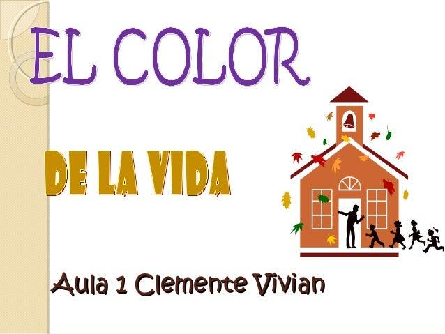 Aula 1 Clemente VivianAula 1 Clemente Vivian