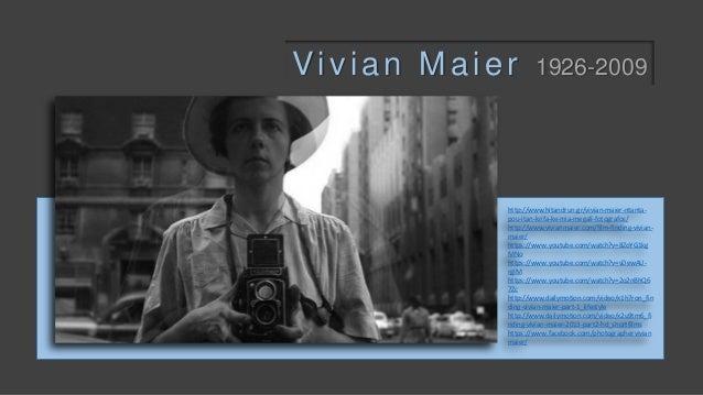 http://www.hitandrun.gr/vivian-maier-ntanta- pou-itan-krifa-ke-mia-megali-fotografos/ http://www.vivianmaier.com/film-find...