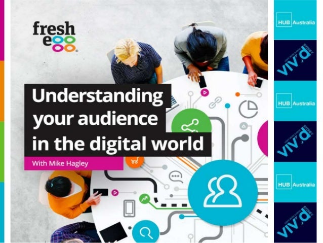 Understanding your audience. by Mike Hagley