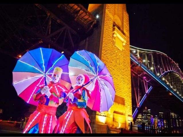 Vivid Sidney- A Festival of Light